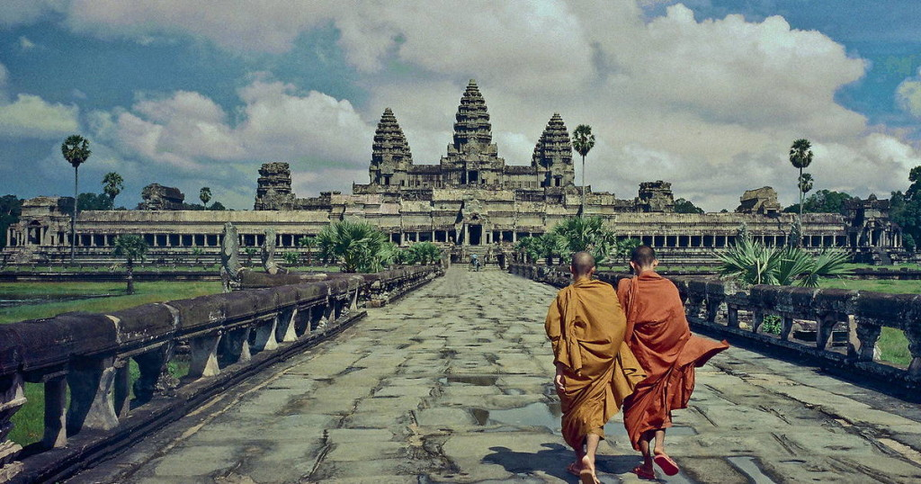 A Basic Overview Of Angkor Wat Cambodia